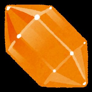 オレンジ パワーストーン