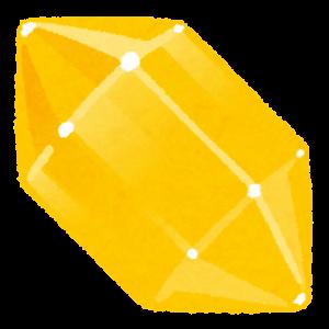 黄色 パワーストーン