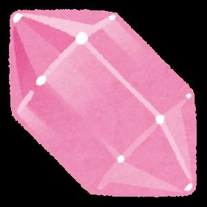 赤 ピンク パワーストーン